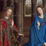 Depiction of Christianity in Van Eyck's Paintings