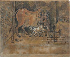 Untitled by Nandlal Bose