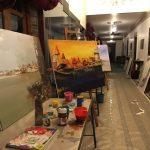 'Art Beyond Borders' Artists in Residency: Varanasi 2016