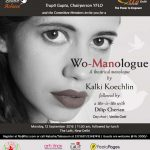 "Kalki Koechlin's play ""Wo-manologue"""