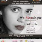"""Kalki Koechlin's play """"Wo-manologue"""""""
