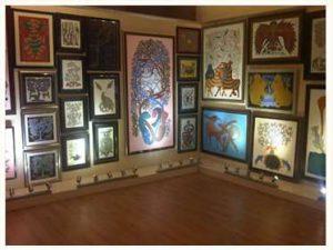 must art gallery