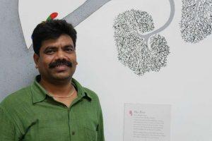 Artist Bhajju Shyam
