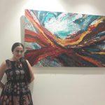 Lyrical colour palette – Maria Galea's
