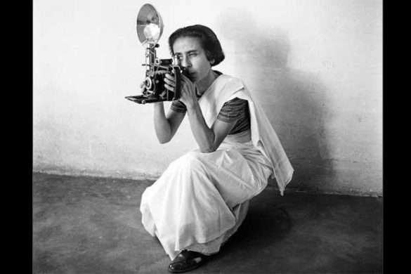 Homai Vyarawalla: India's first woman photojournalist