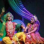 Shri Ram — dance-drama presentation