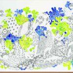 Paris-based Maya Burman's solo exhibition