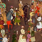 Tracing the story of fireworks through Indian paintings
