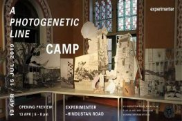 CAMP: A Photogenetic Line at Experimenter Gallery