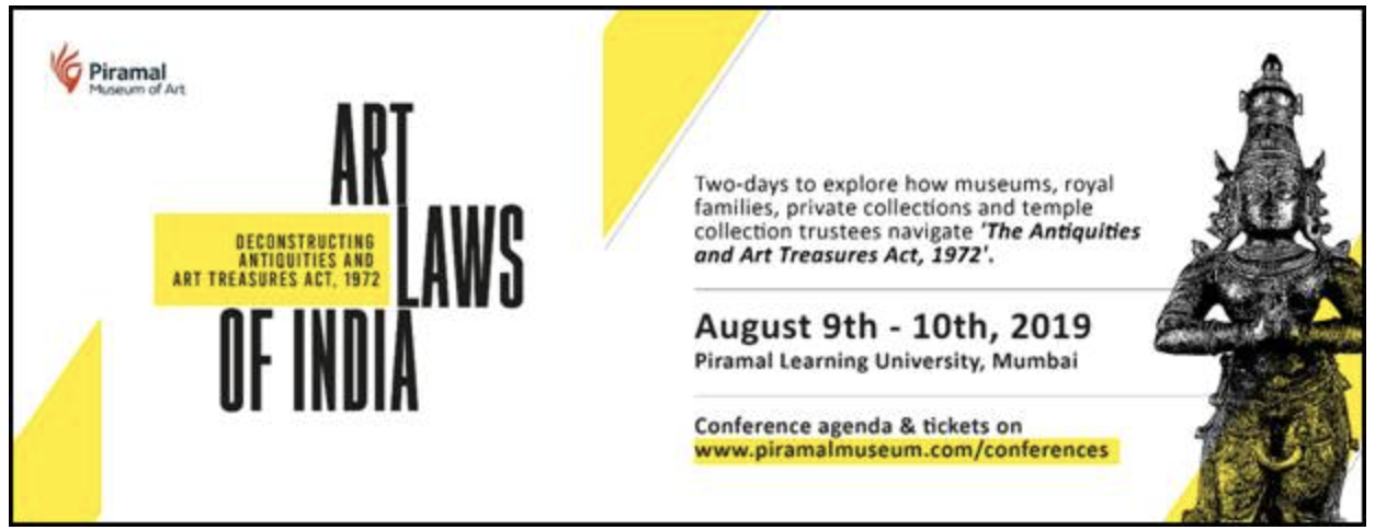 Art Laws of India - Art Culture Festival